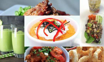 อาหารเพื่อสุขภาพ 5 ดีต่อใจ ดีต่อร่างกาย
